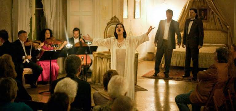 Musica a Palazzo: La Traviata