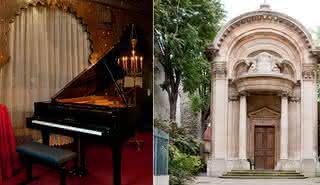 Concert à la chandelle à l'église St-Ephrem : Variations Goldberg