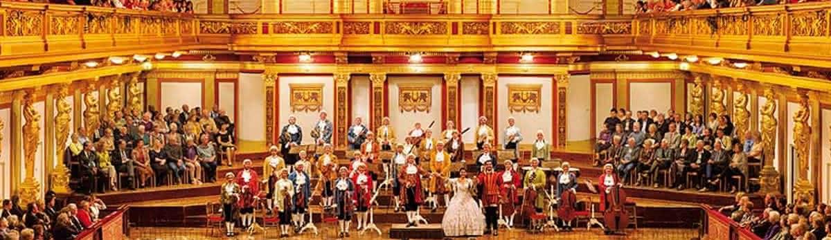 Mozart V.I.P. Ticket in Vienna