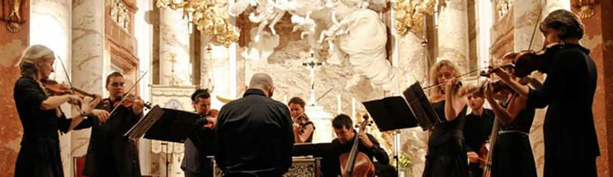 Vivaldi: The Four Seasons at St. Charles's Church