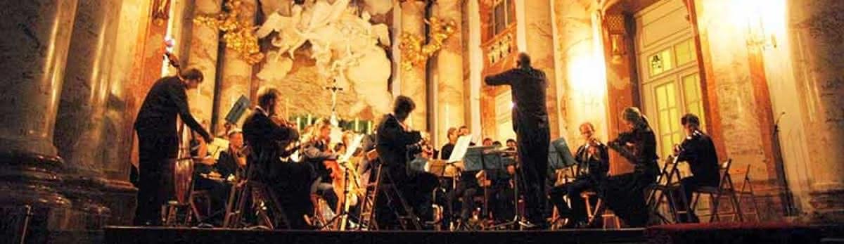 Mozart's Requiem in Vienna: Charles's Church