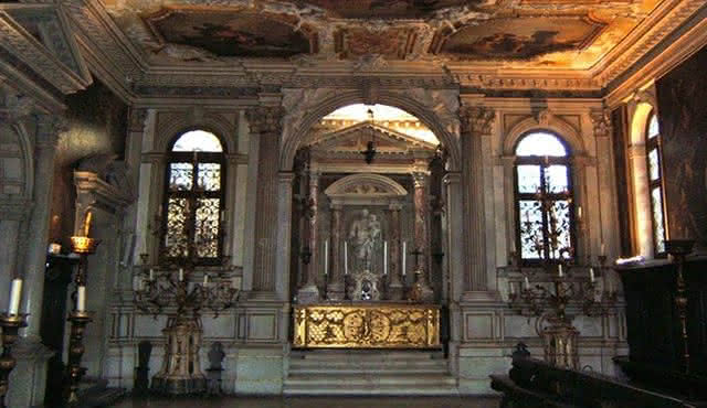 Vivaldi, Bach, Händel & Rossini: Scuola Grande dei Carmini