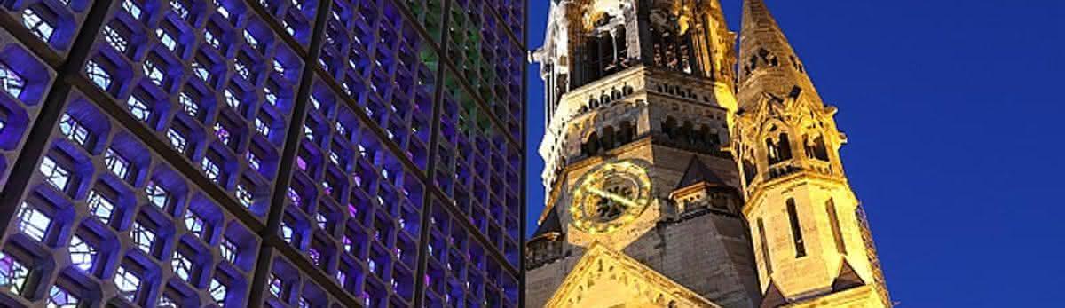 Classic Spectacular, The Berlin Orchestra: Kaiser-Wilhelm Memorial Church