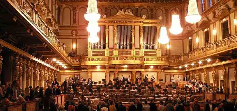 Vienna Musikverein, Credit: Welleschik/Commons