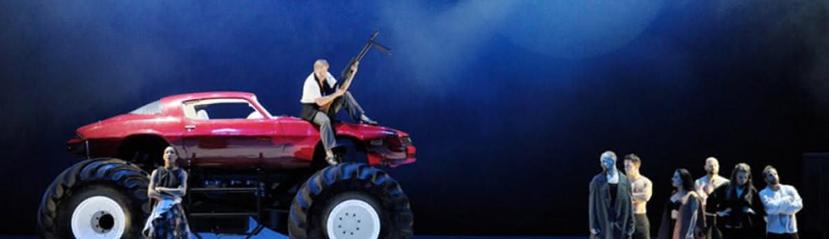 The Abduction from the Seraglio: Deutsche Oper Berlin