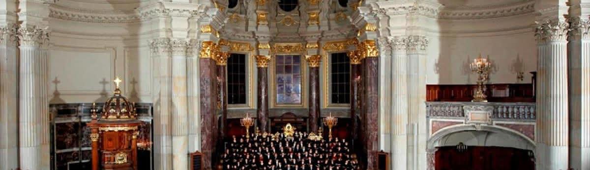 Bach Christmas Oratorio, IV-VI: Berliner Dom