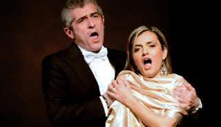 Les plus belles arias d'opéra : Auditorium vaudois à Rome
