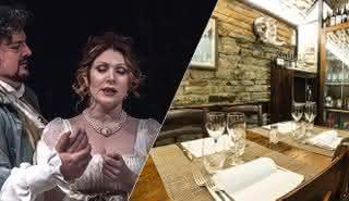 Dîner typique italien et opéra au cœur de Florence