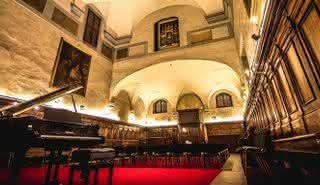 Opéra  italien à l'église Santa Monaca