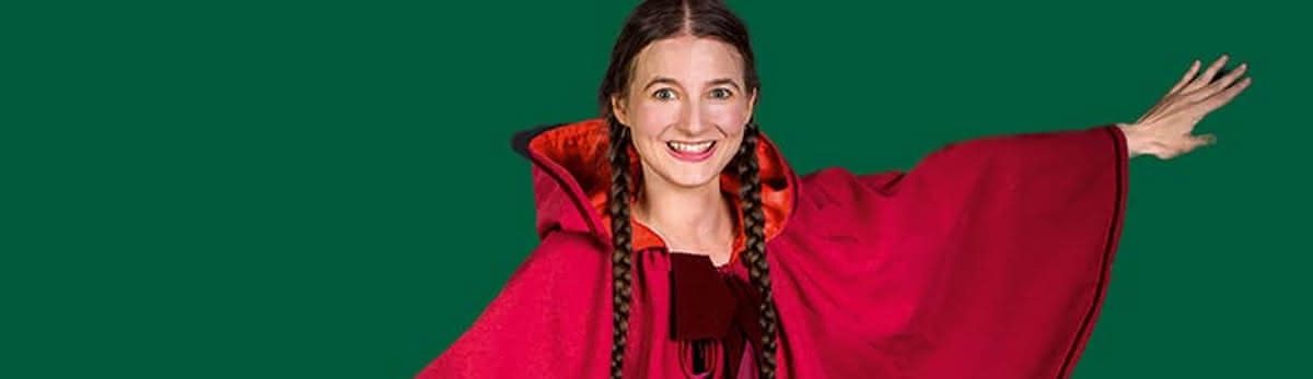 Little Red Riding Hood: Children's Opera under the Crypt