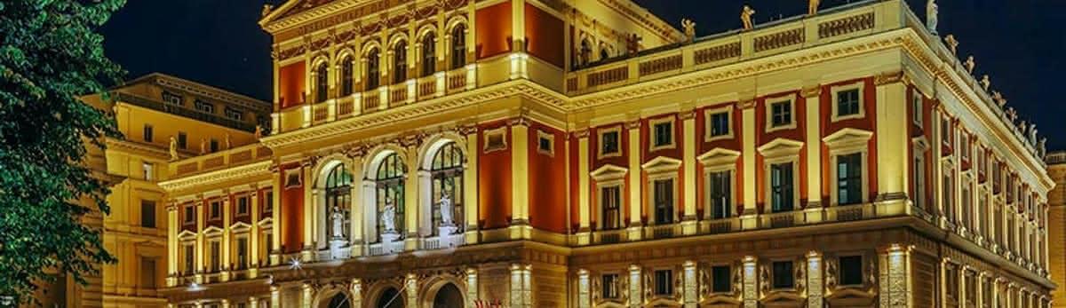 Vivaldi`s Four Seasons at the Musikverein, Brahms Hall
