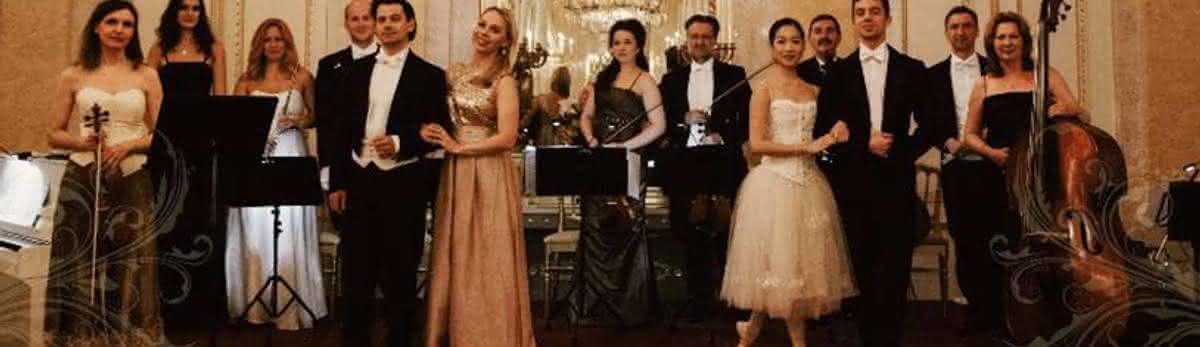 Festive Concerts at Palais Eschenbach: Vienna Supreme Concerts, 2021-10-26, Відень