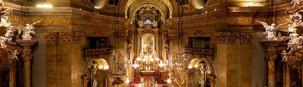 Classic Ensemble Vienna: Concerts at Peterskirche