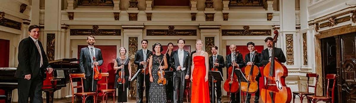 Vienna Baroque Orchestra at Palais Schönborn