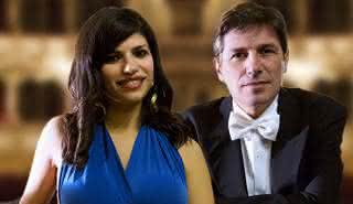 Dîner léger et grands succès d'opéra au Ponte Sant'Angelo à Rome