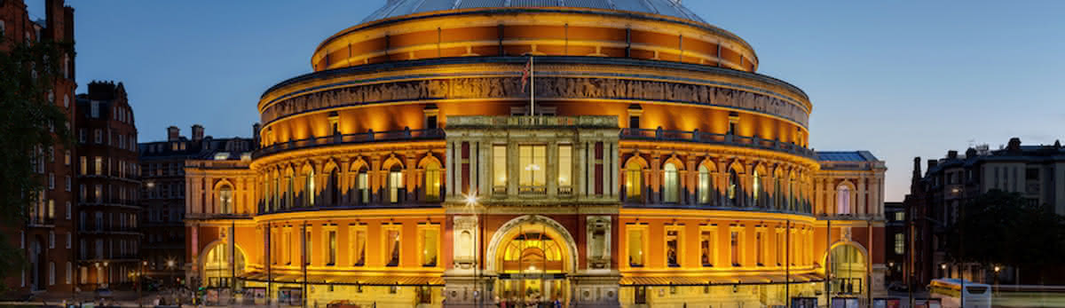 © Royal Albert Hall, London
