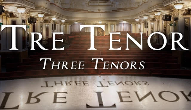 I Virtuosi dell'opera di Roma : Les Trois ténors