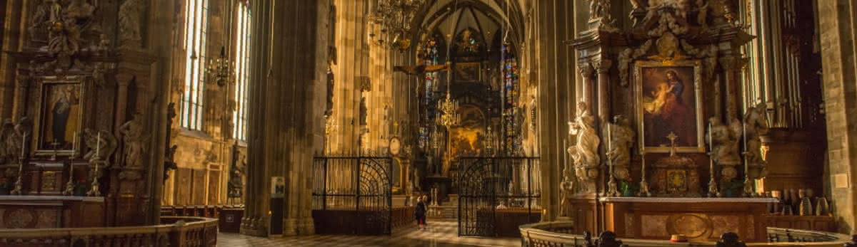 W. A. Mozart Requiem at St. Stephen's Cathedral