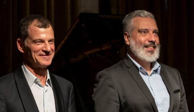 Tassis Christoyannis & Jeff Cohen : Palazzetto Bru Zane