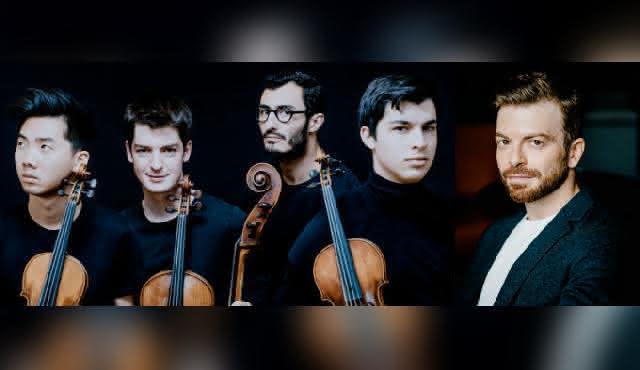 Camille Saint-saëns & César Franck With Quatuor Arod