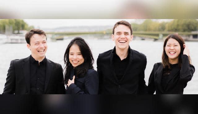 Le Quatuor Hermès au Palazzetto Bru Zane