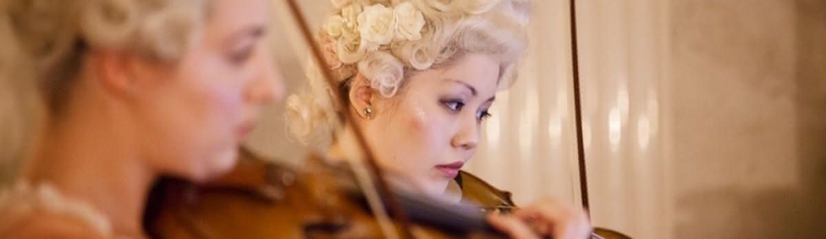 Berliner Residenz Konzerte: Vivaldi & Bach, Orangerie Berlin