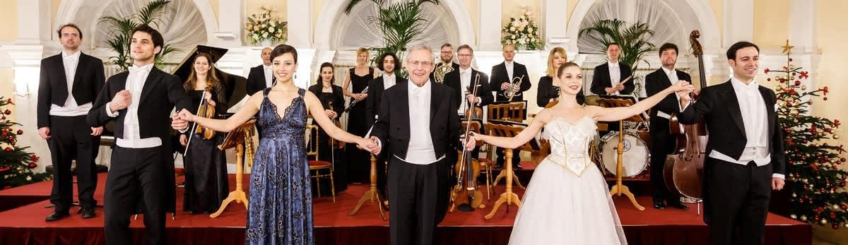 Strauss & Mozart Concerts in the Kursalon