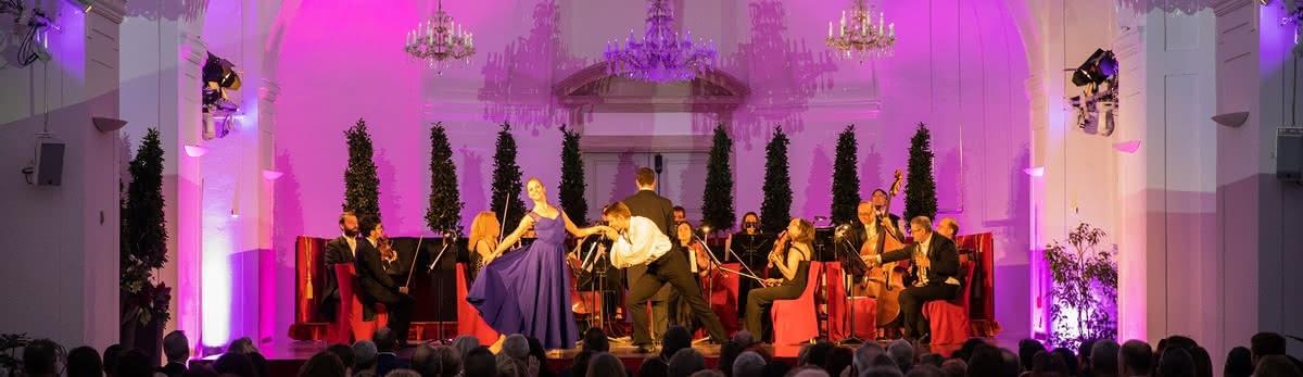 Schönbrunn Palace Concerts - Music & Wine