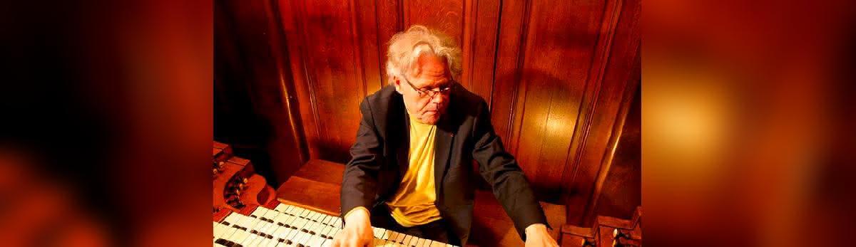 Organ Player Daniel Roth at Palau de la Música Catalana, 2021-11-07, Барселона