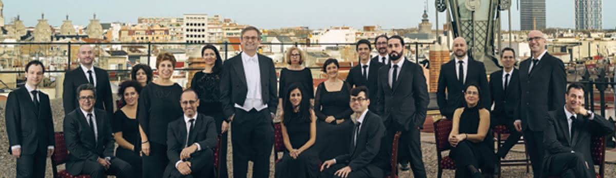 150th Anniversary A. Vives: Palau de la Música Catalana