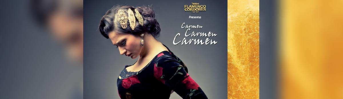 Gran Festival Flamenco de Barcelona: Carmen, Carmen, Carmen