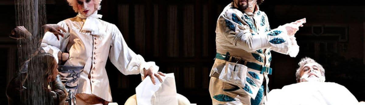 The Barber of Seville: Deutsche Oper Berlin